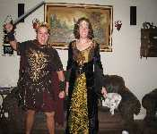 David And Kristen's Halloween Costumes 2009 2